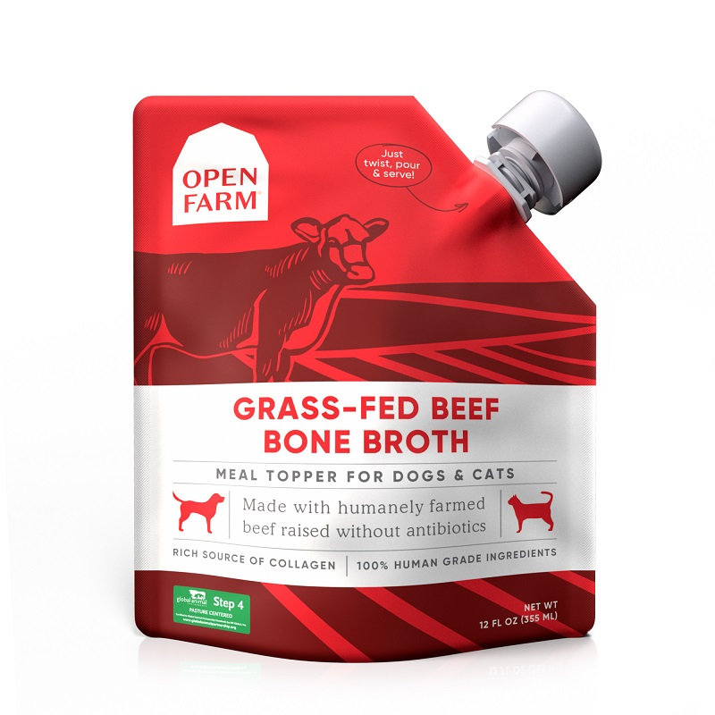 grass fed beef broth
