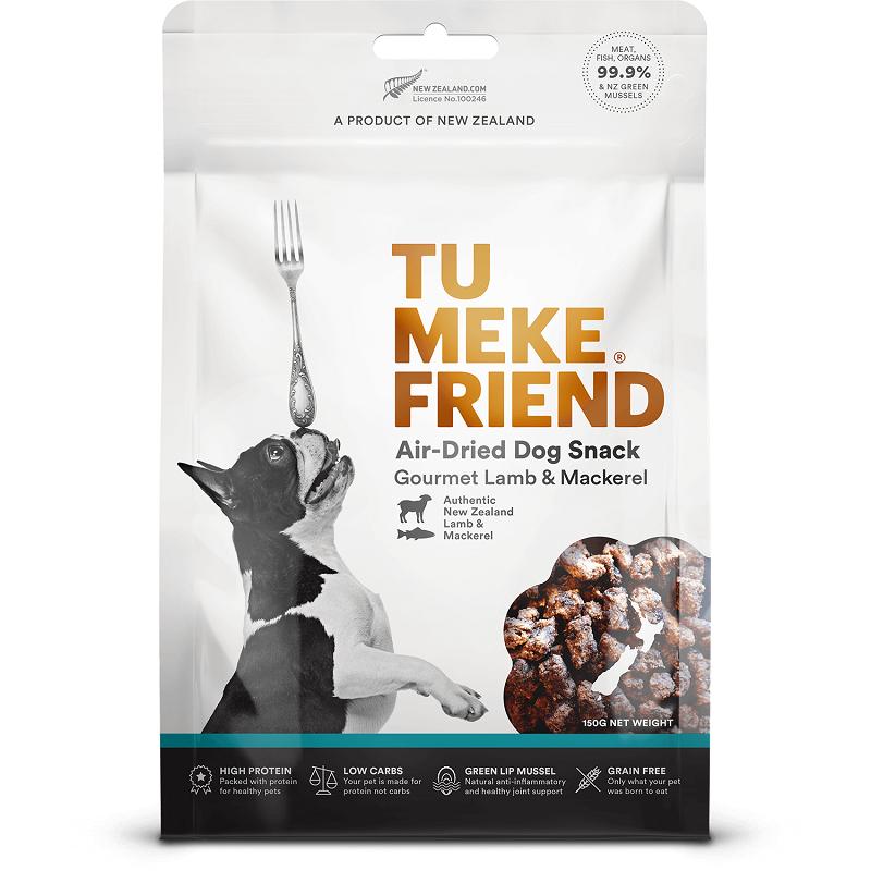 Tu Meke Friend Gourmet Lamb & Mackerel