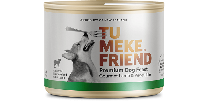 Tu Meke Friend 狗罐頭 Gourmet Lamb & Vegetable