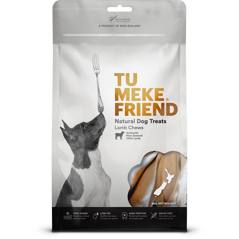 Tu Meke Friend Lamb Chews