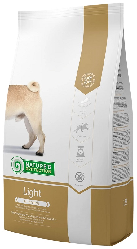 Nature's Protection Light - 低脂配方 4KG