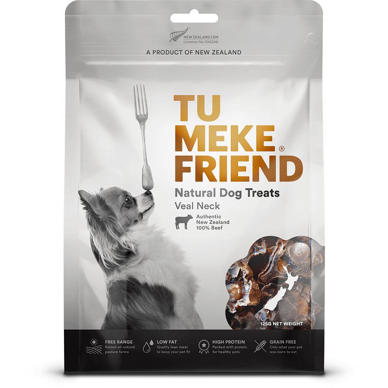 Tu Meke Friend Veal Neck
