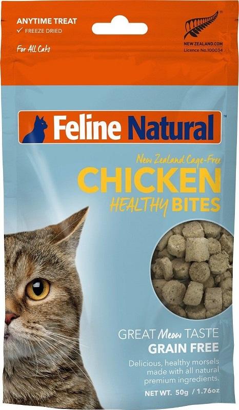 Feline Natural Healthy Bites Chicken