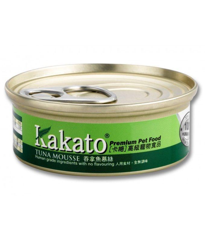 kakato tuna mousse