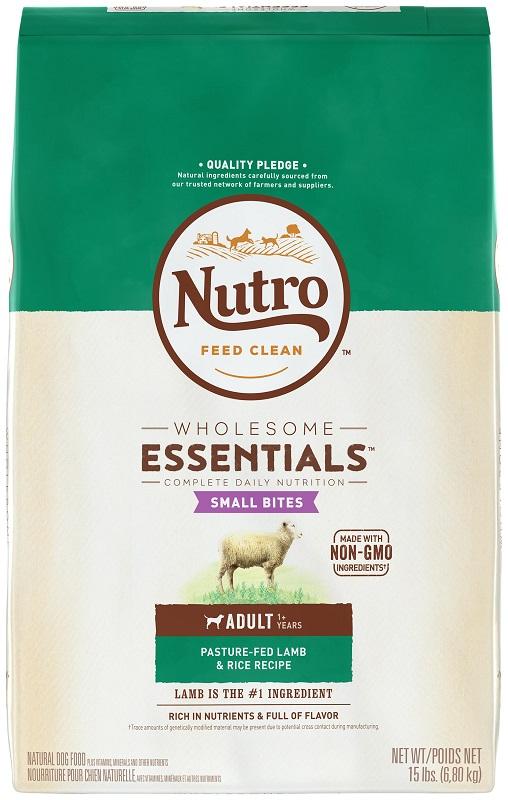 NUTRO 小顆粒成犬糧 羊肉及全糙米配方 15磅