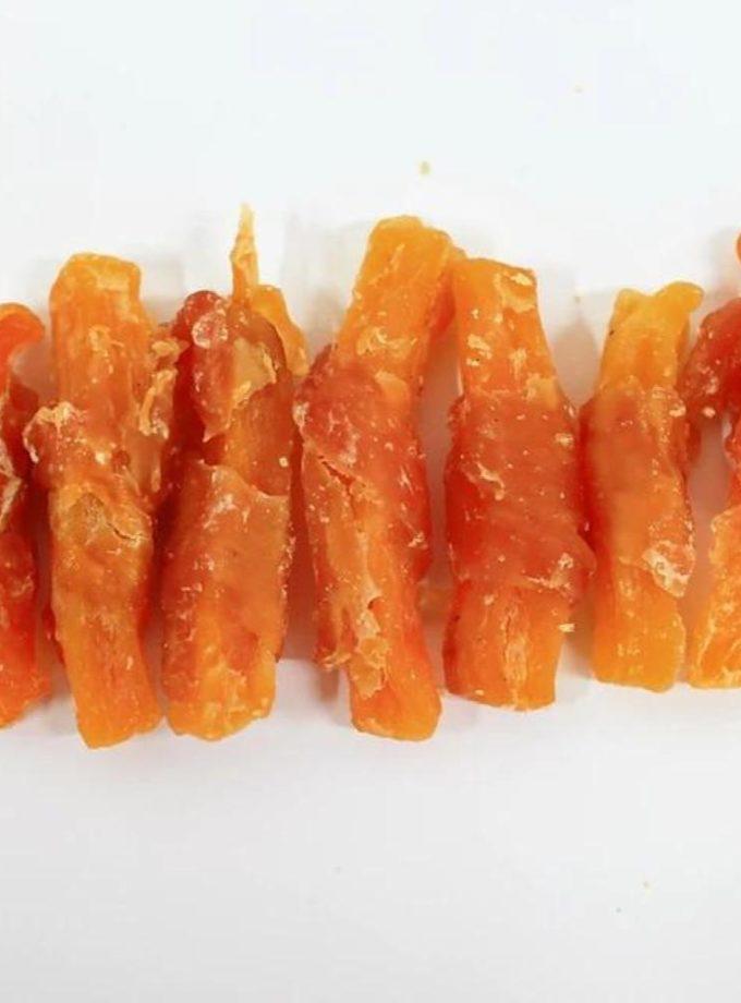 愛犬寵物小食系列 - 雞肉包蕃薯