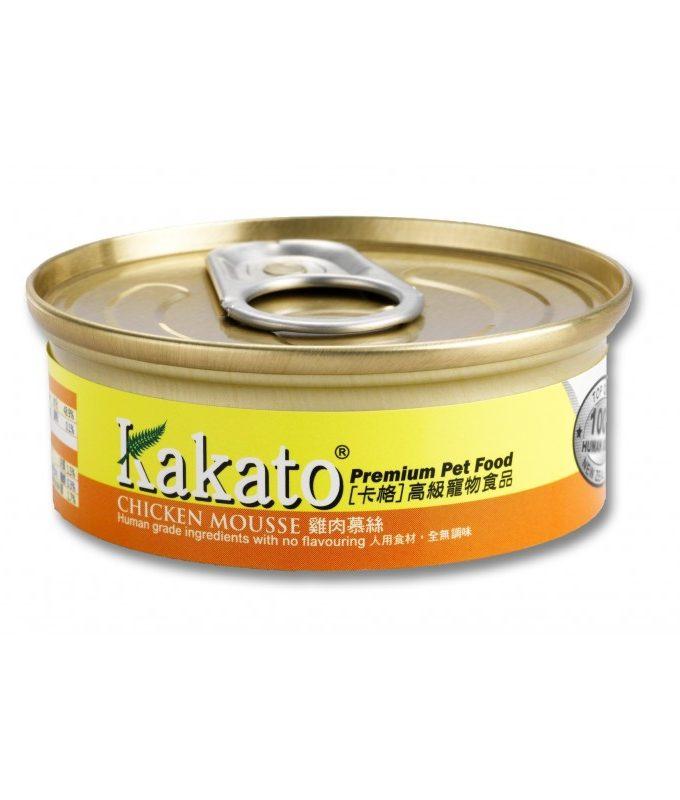 kakato mousse