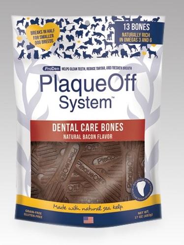 plaque off dental bones