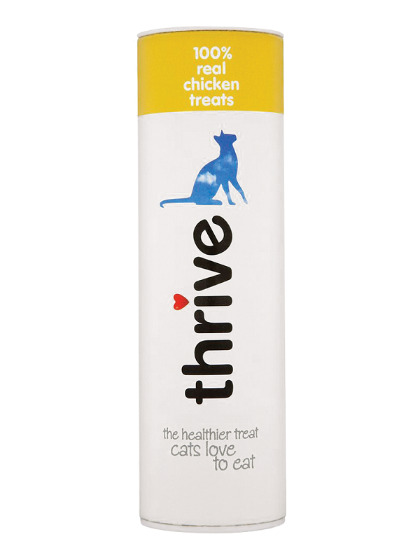 Thrive (脆樂芙)貓咪小食 100%鮮雞胸肉25g
