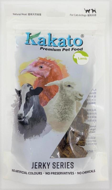 Kakato 卡格 低溫風乾羊肉 - 110 克 | 宠物最好的食物|