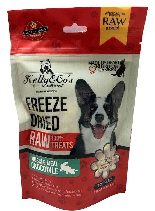 KELLY & CO'S Dog Snacks | Frozen dog food 40g |