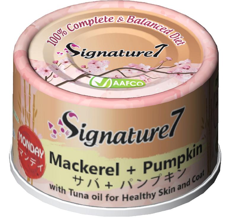 Signature pet food